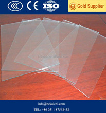 1.5mm 1.8mm 2mm 2.5mm clear sheet glass for mirror and picture frame with low price
