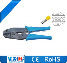 WZOG HS-16GF Ratchet Crimping Plier European Style Crimping tool Cable Lug Crimping Tools forrules