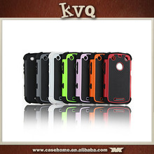 Shockproof Hybrid TPU + PC Armor Mobile Phone Case For Blackberry 9360