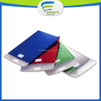 2015 Metallic A4 Paper Colorful Bubble Mailers
