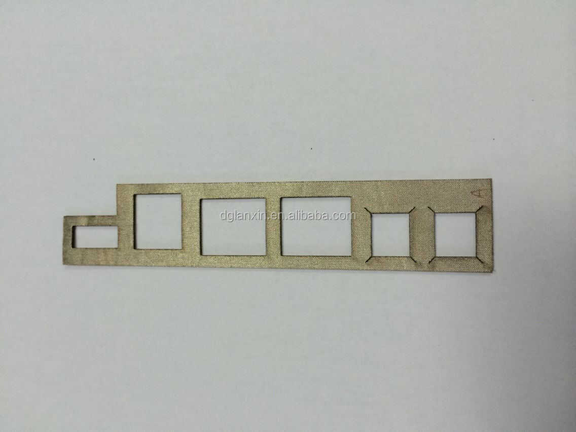 die-cutting EMI gasket with conductive adhesive tape
