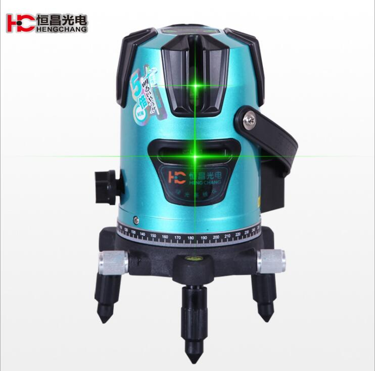 High Quality 2 Green Lines Level Laser