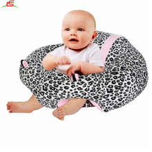 U Shaped Cuddle Baby Seat Nursing Pillow Infant Safe Dining Chair Cushion for 3-16 Months