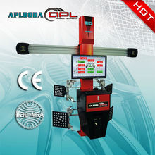 2013 Wonderful Machine 3D APL-S80 Imaging System /precision wheel aligner with CE