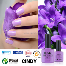 CINDY Nail gel polish, UV gel for manicure with 96 classic colors
