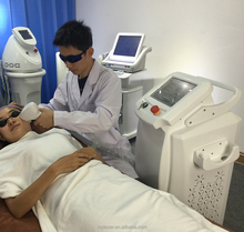 Permanent hair removal medical equipment machine for salon clinic hospital with 3 year warranty time and service