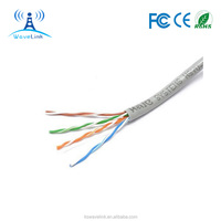 Factory Price UTP Cat 6 Network Cable Ethernet Cat6 Lan Cable UTP CAT6 CABLE