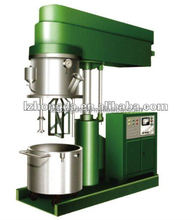 Double planetary power mixer for sealant