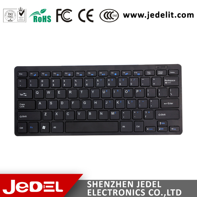Shenzhen manufacture supply Virtual cheap wireless keyboard and mouse