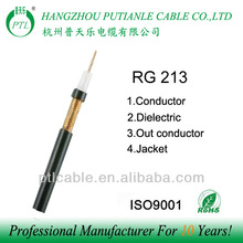 rg213 coaxial cable staples