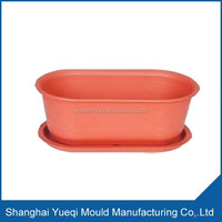 Customize Plastic Rotational Moulding Flower Planters