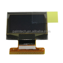 Popular small OLED OEM ODM display 128*64 0.96 inch OLED module