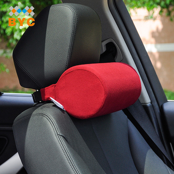 BYC Ergonomic Design Car Pillow Headrest For Sedan Driver