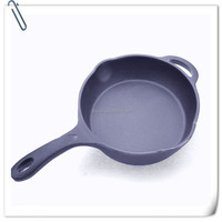 2016 hot selling mini cast iron fry pan skillet