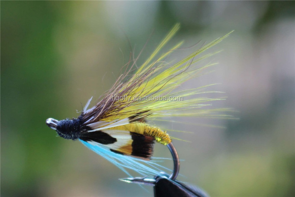 Wet Trout Fly Salmon Flies Fly Fishing Lures
