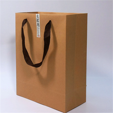 Recycled Wholesale Cheap Brown Paper Bags With Handles Food Paper Bags
