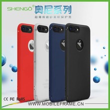 Matte Surface Slim Candy Color Full Protective Soft TPU Cover Case for ip5s