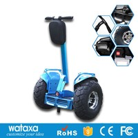 Latest go free Es6 Dropshipping 1200W Motor Max Load 130kg 2 Wheel Self driving bike Scooter