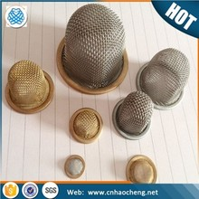 Custom stainless steel cone wire mesh/cone wire mesh strainer/cone filter mesh
