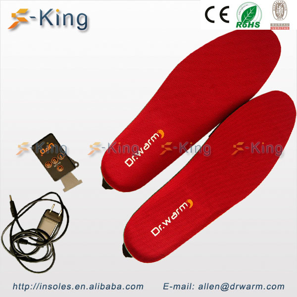 heating sole for old people shoes SK-3005-50620