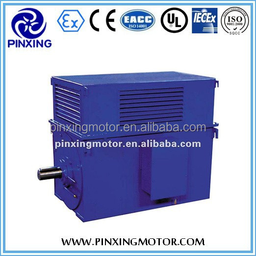 Hot sales Y series high voltage three phase asynchronous motor