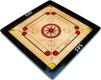 SAS Small Carrom Boards With Black Border