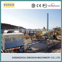 2015 Hot Sale continuous mobile asphalt equipment/asphalt mixing plant