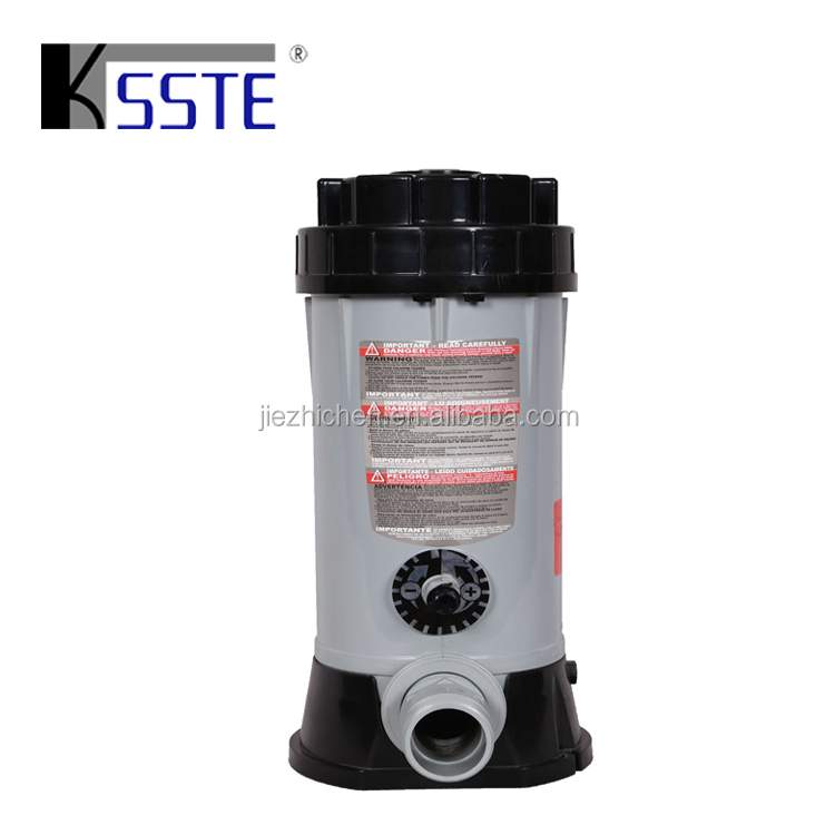 China suppliers chlorine generator automatic pool brominators inline chlorinator for sale