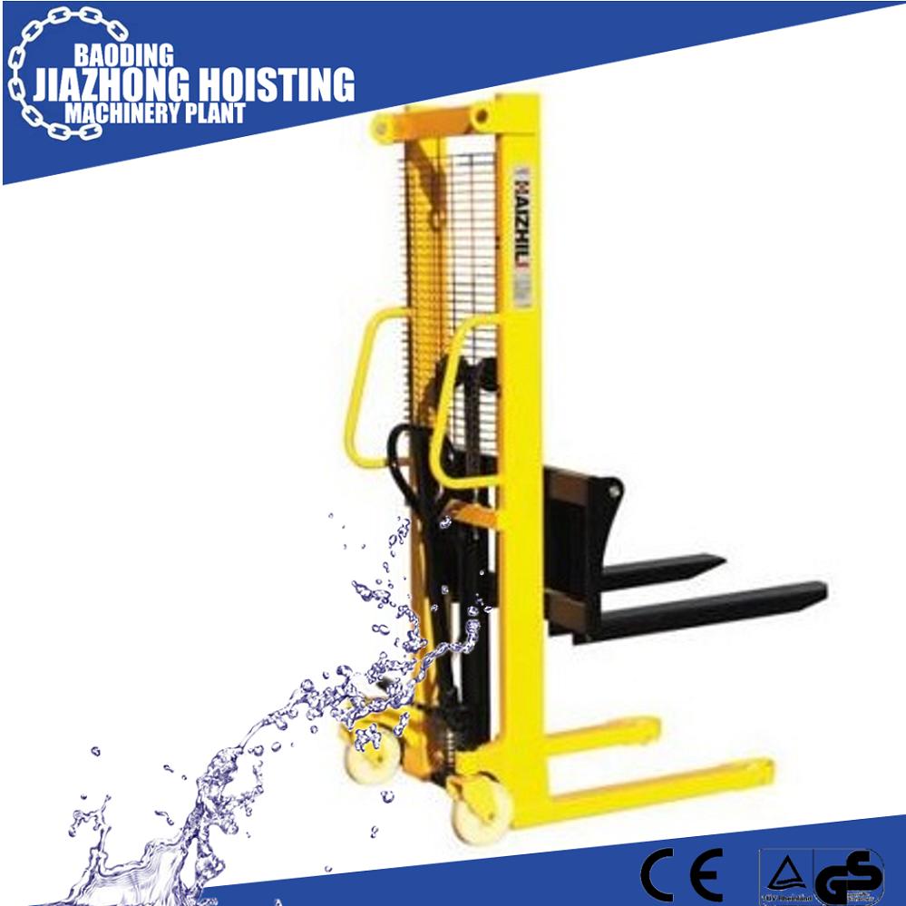 Hydraulic Pallet Lifters : Hydraulic hand pallet lifter economy scissor buy