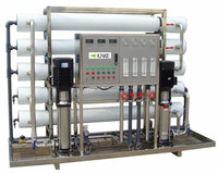 RO water purification machines for water treatment