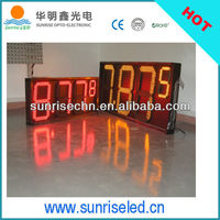 Sunrise supply products led color change digital alarm clock