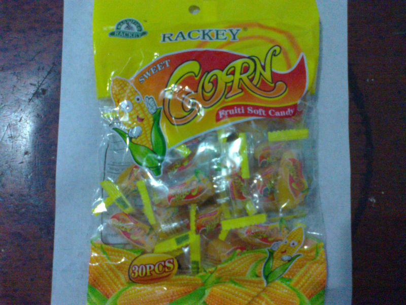 RACKEY SWEET CORN CANDY