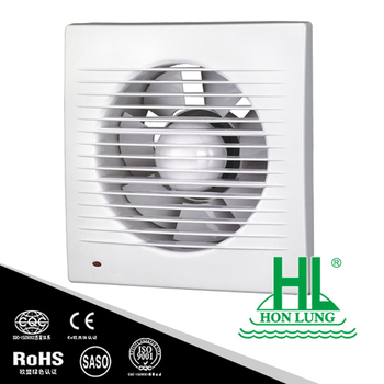 Bathroom industrial exhaust fan with pilot light khg15 z for Commercial exhaust fans for bathrooms