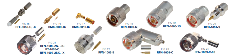 Low Loss Male Female Sma Jacket Rf Coaxial Connector BNC