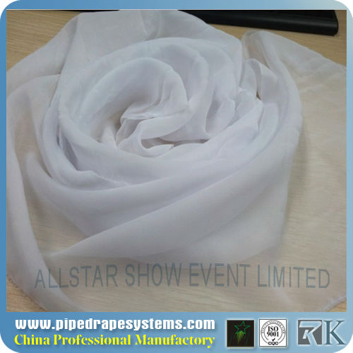 Wholesale latest decoration wedding drapery and curtain accessory 2013 in RK