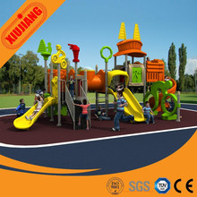 Cheap Plastic Kids Play Structure, Outdoor Play Set
