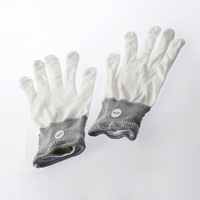 7 Mode LED Light Party Gloves Rave Light Finger Lighting Flashing Glow Mittens