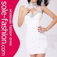 Young ladies paypal accept white function dress