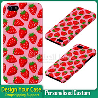 Custom sublimation cell phone case, Mobile Phone cover for iphone 5s