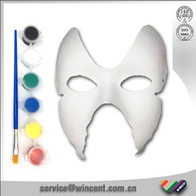 Kids Arts and Crafts Lesson Use Paper Face Mask
