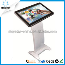 22 inch lowest price 3g wifi network interactive lcd touch monitor