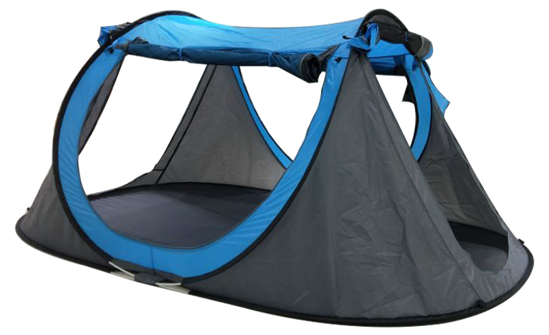 3-4 people Anti-UV Beach Cabana waterproof outdoor Pop up tent