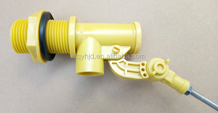 Plastic Float Valve For Any Water Tank Equipment DN20EL