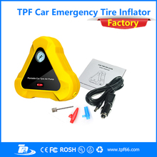 TPF new arrival reliable quality bicycle tyre inflator air pump with tyre inflatable needle