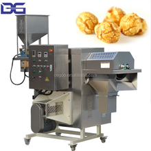 Mini Automatic Cretors Hot Air Popper Caramel Popcorn Machine With CE Mini Popcorn Machine