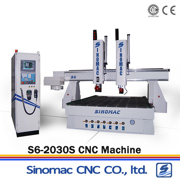 New cnc 3020 router / engraving /milling machine S6-2030