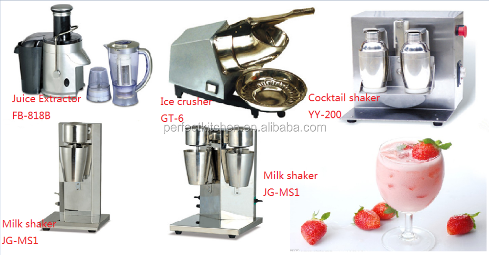 Heavy duty commercial electric juice extractor for for Perfect kitchen equipment