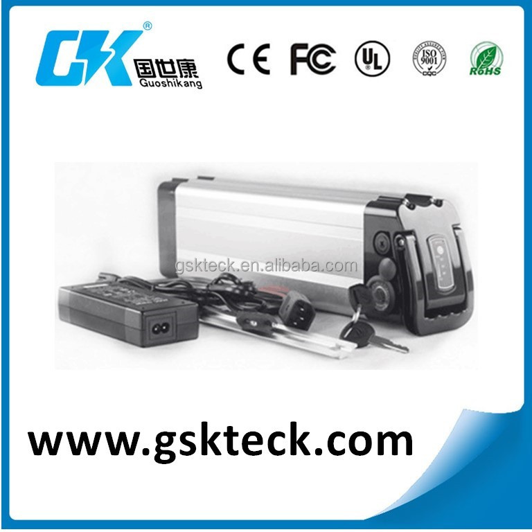 Rechargeale 36v 12ah lithium li-ion battery pack for e bike