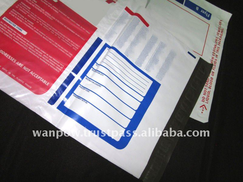 Mailer, Courier Services Bag