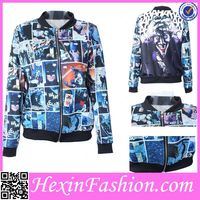 China Fashion denim jacket women cheap